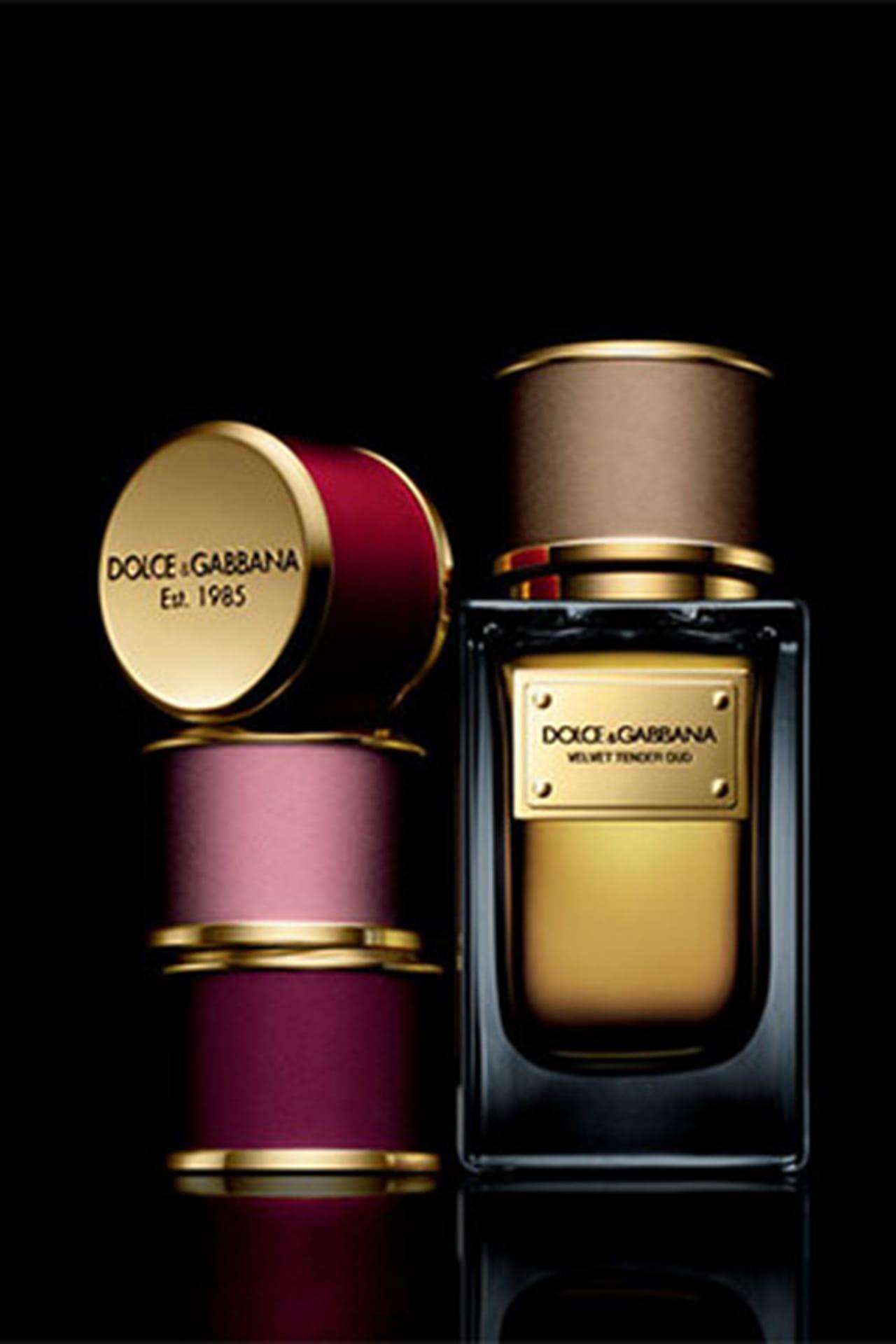 806245011 عطرين بلمسات الشرق في المجموعة المخملية Dolce & Gabbana Velvet