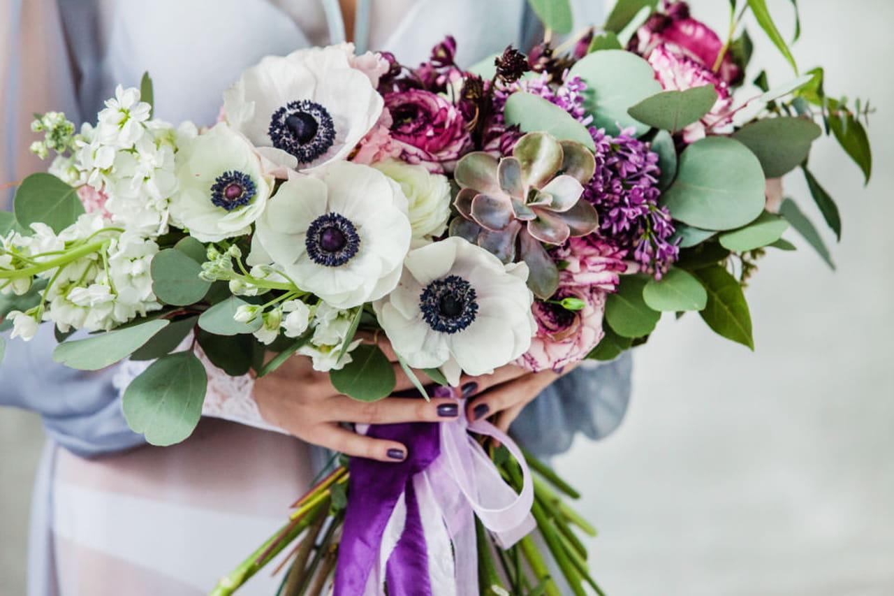 Assez Fiori matrimonio: il bouquet per ogni mese EW98