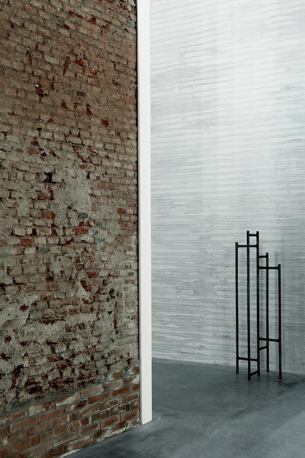 Appendiabiti design a muro da terra o sospeso - Appendiabiti design a muro ...