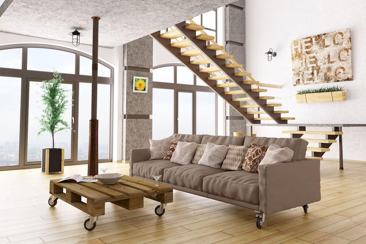 Mobili Con Pallet: L'arredamento Design