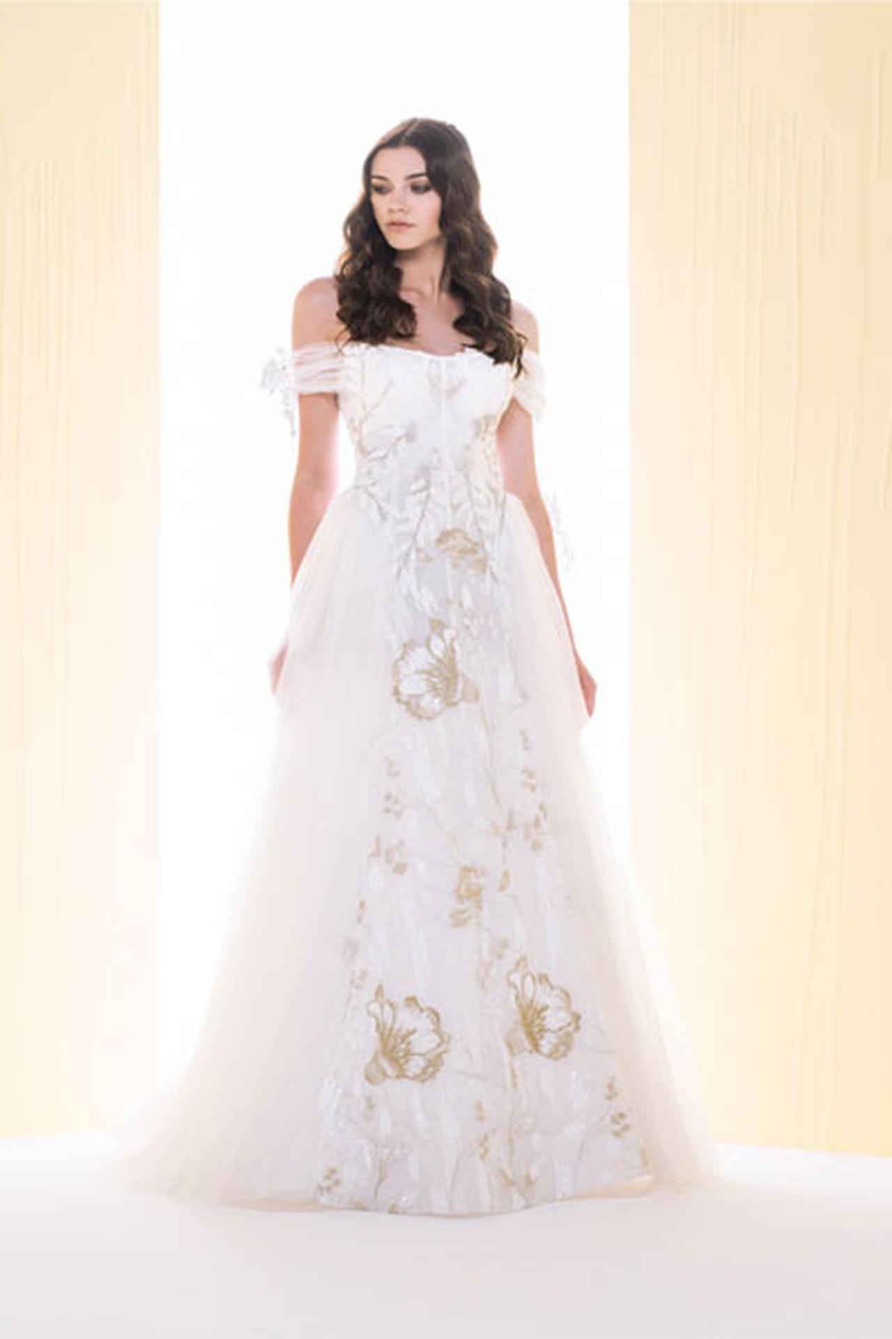 8f6a3607f فساتين زفاف سعيد قبيسي 2016 - صورة رقم 6