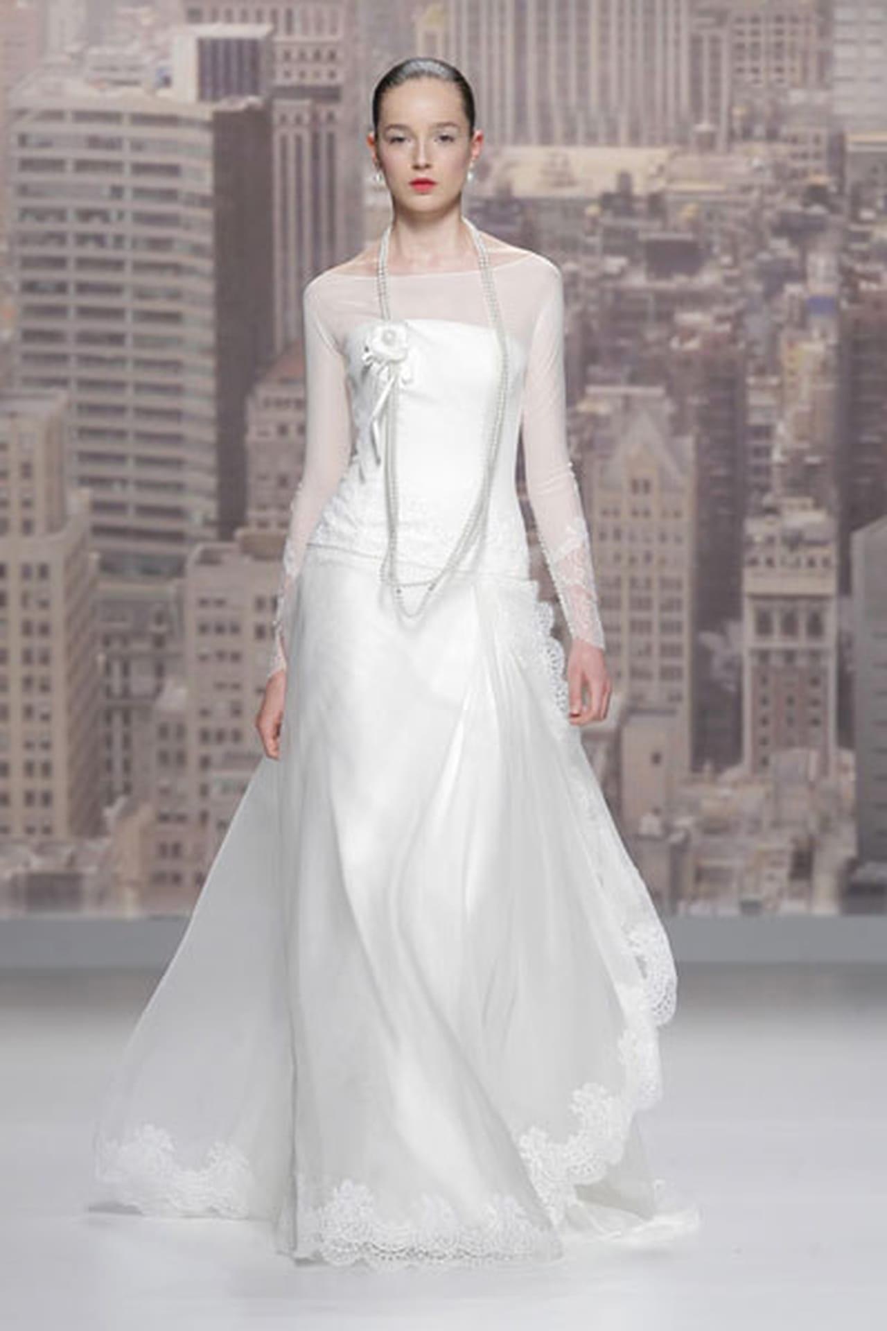 تصاميم حالمة في فساتين زفاف 820497