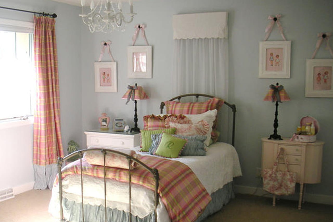 for 4 yr old bedroom ideas