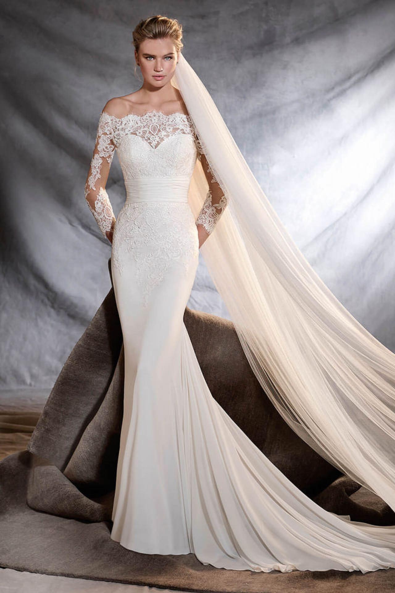 bfdea9fb4eec Pronovias 2017  gli abiti da sposa più belli