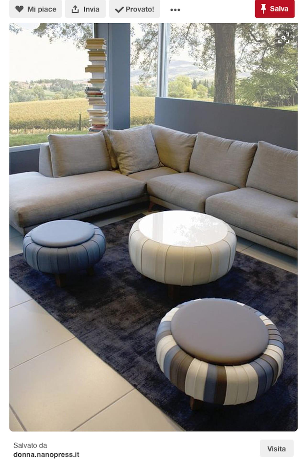 Tavolini Salotto In Materiale Da Riciclo : Tavolo con materiale di recupero simple with