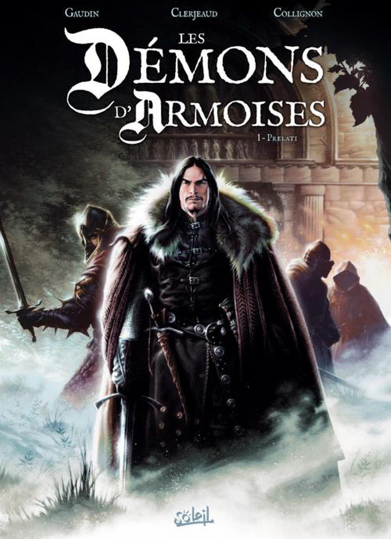 Les démons d'armoises : le démon détournant l'histoire à encore ...