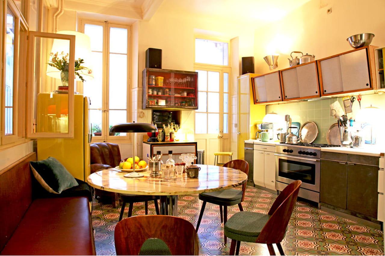 Un Bed & Breakfast Tra Art Deco E Vintage #BC950F 1280 853 Sala Da Pranzo Art Deco