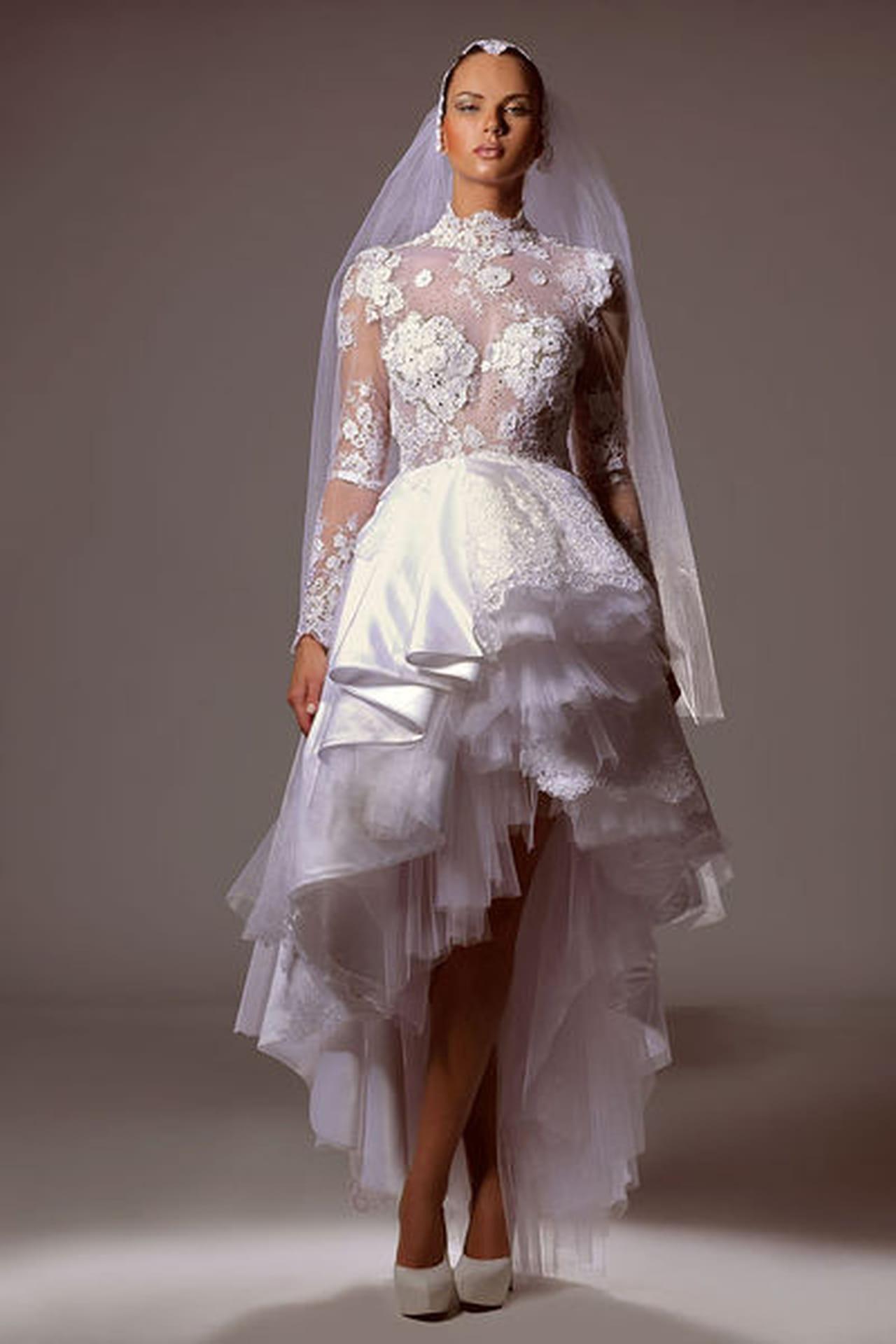 Свадебные Платья Ливанских Дезайнеров