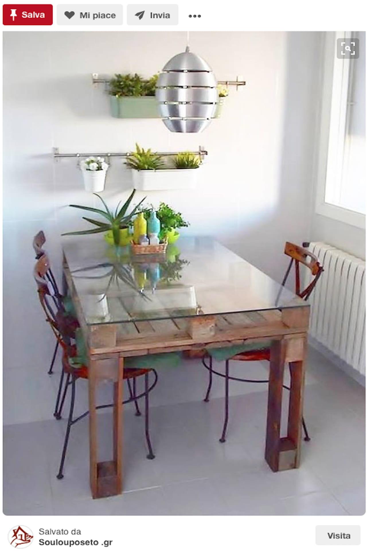 Il Tavolo Da Pranzo è Una Dei Mobili Più Belli Da Creare Con Il  #683E38 1280 1920 I Migliori Piatti Della Cucina Toscana