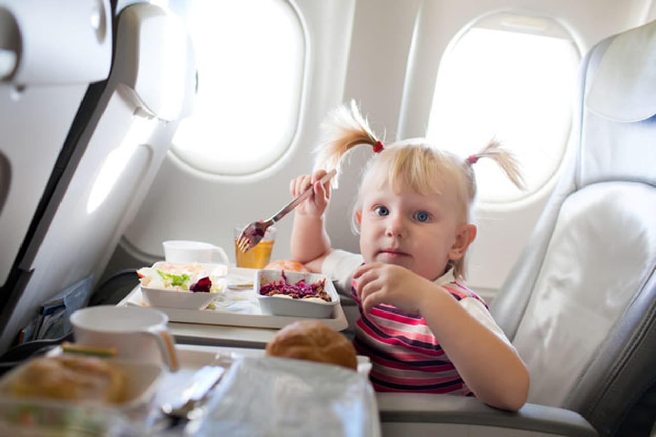 Как выбрать еду в аэрофлоте