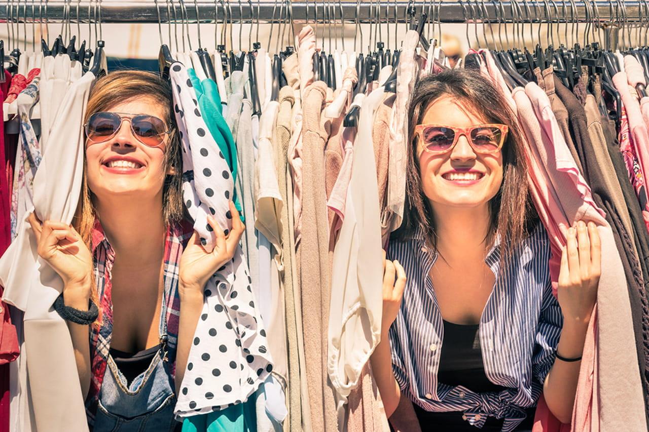 d7c56f1f7 Brechós  veja dicas para acertar na compra roupas usadas