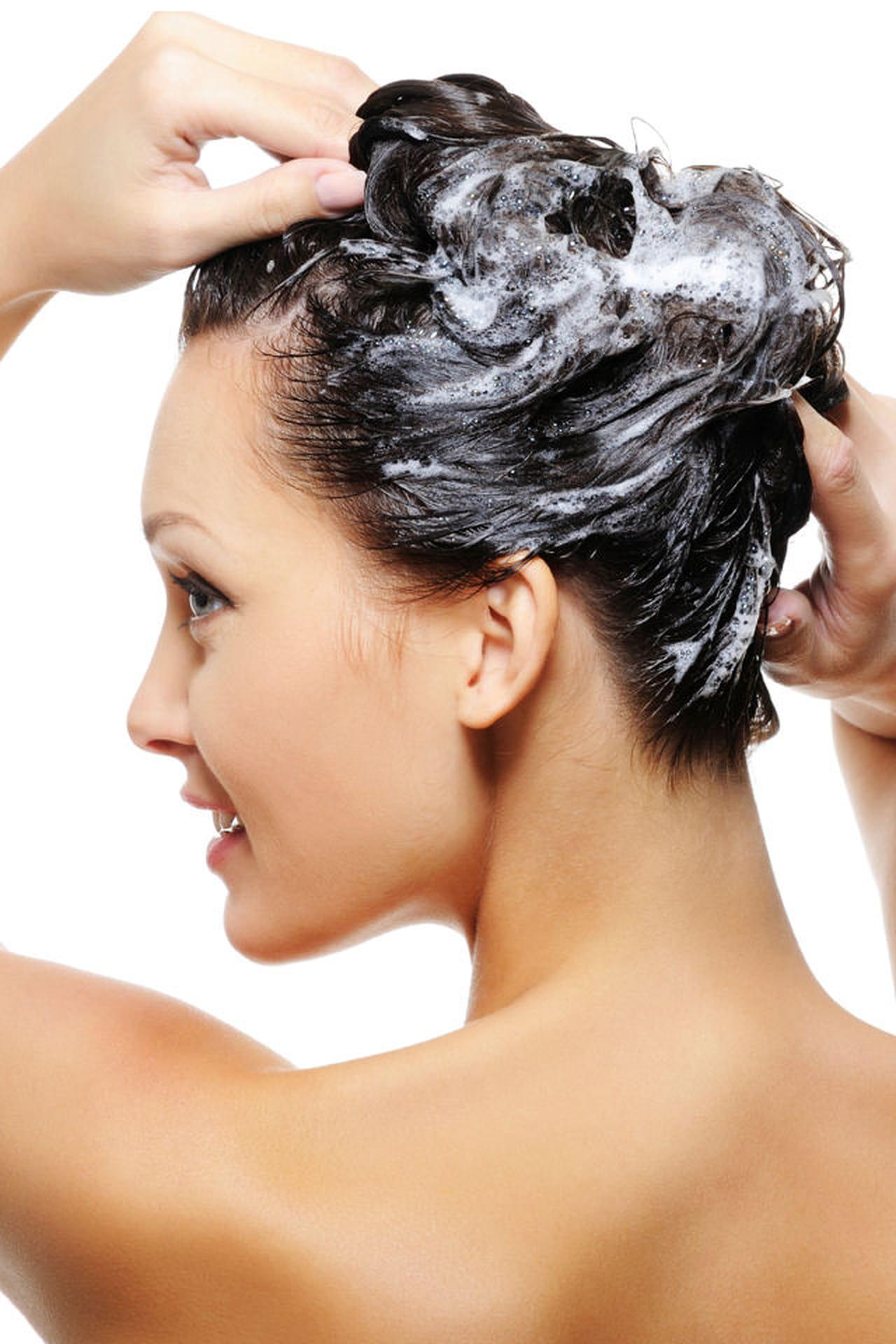 Olio di argo per fini di spacco di capelli