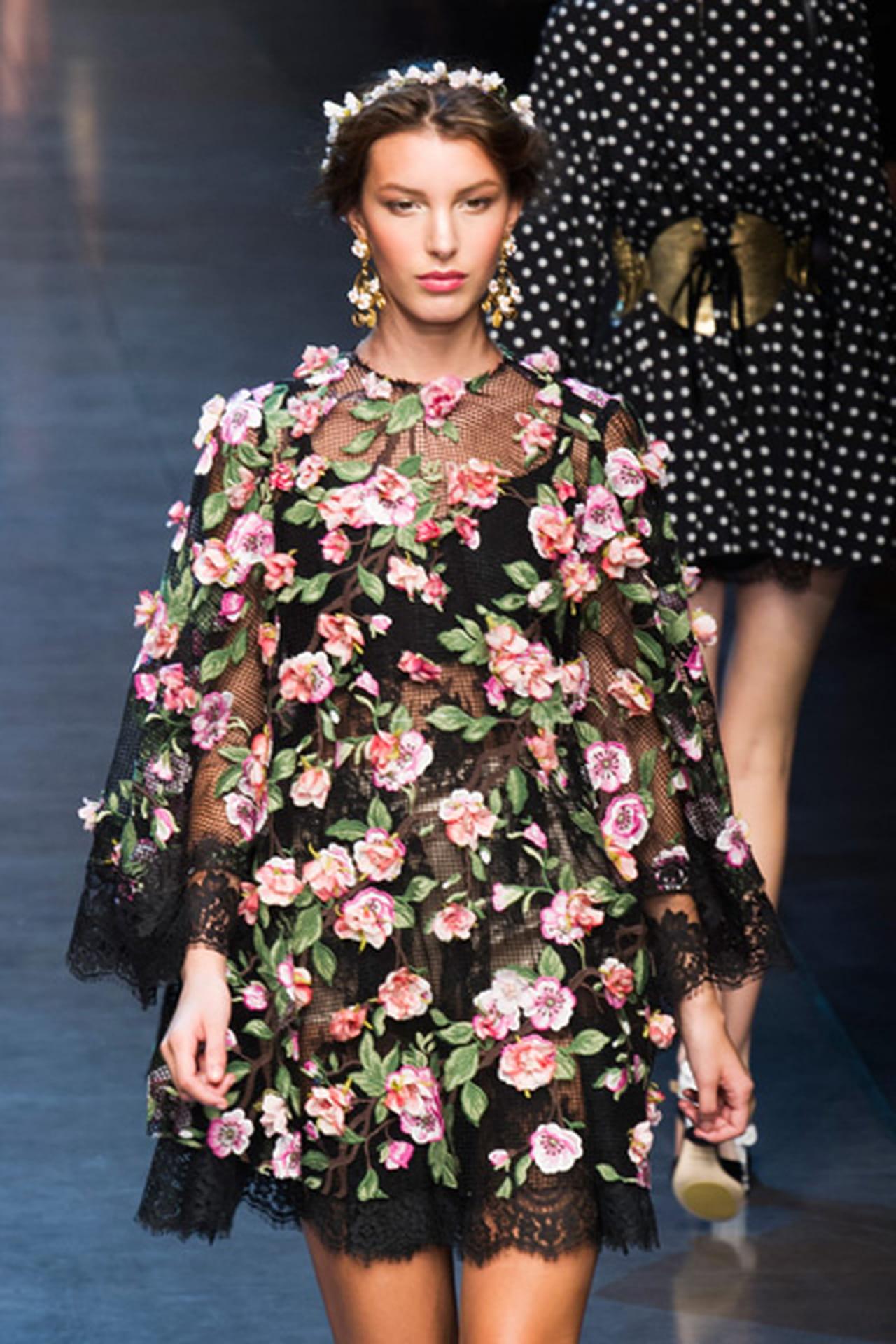 bdaa47f81 جولة على أجمل تصاميم أسبوع الموضة في ميلانو لربيع وصيف 2014