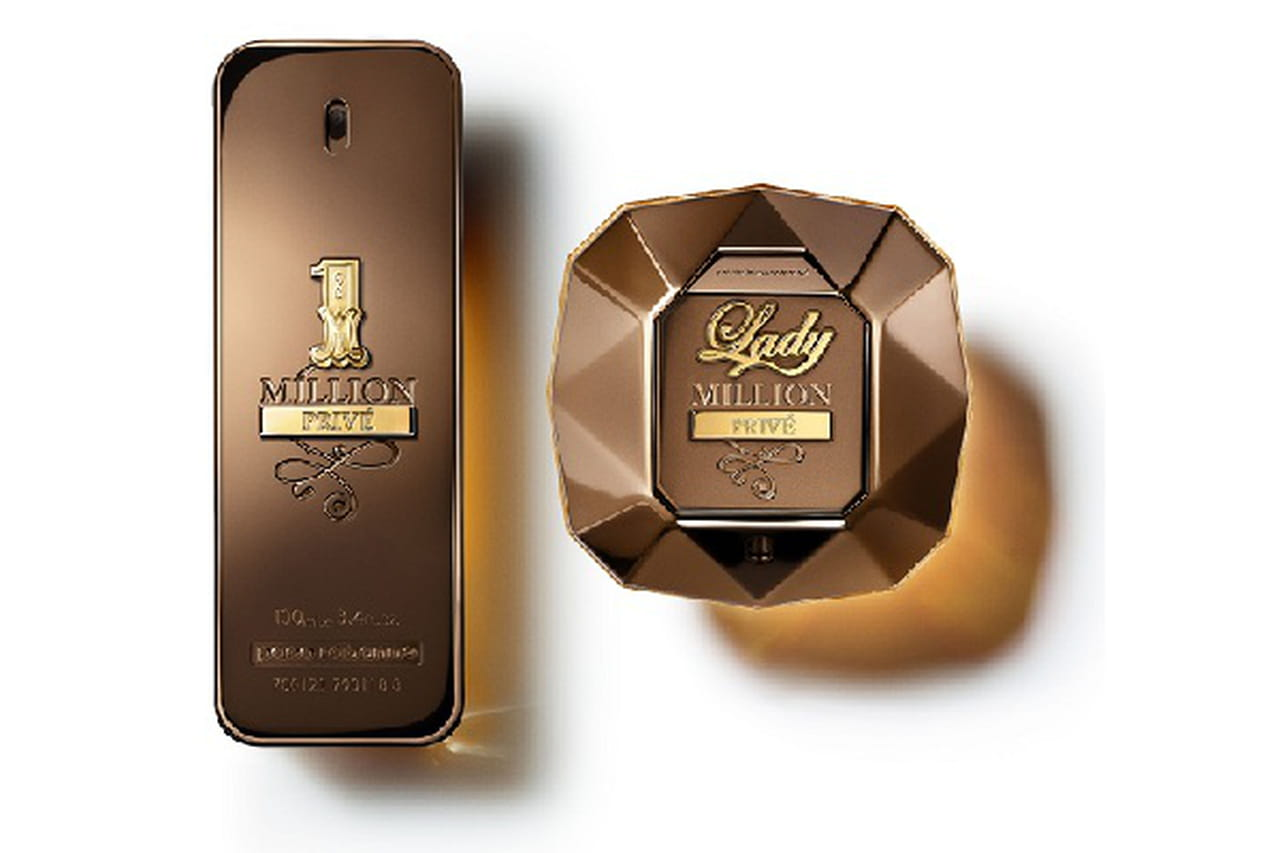 252f325ee عطر Lady Million Prive وعطر 1 Million Prive لكِ ولشريكك