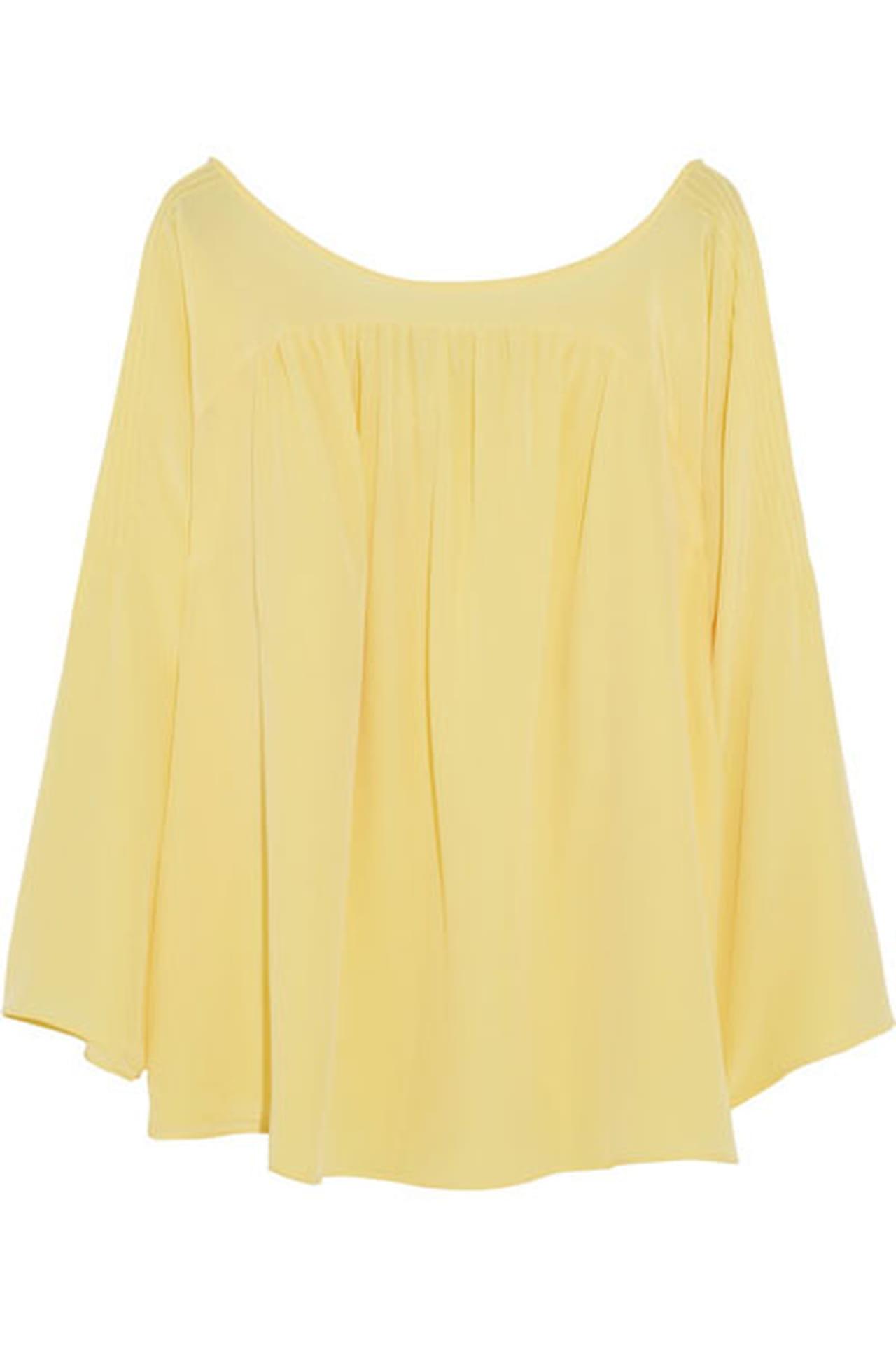 اللون الأصفر لطلة تعكس إشراقتك في النهار  832712
