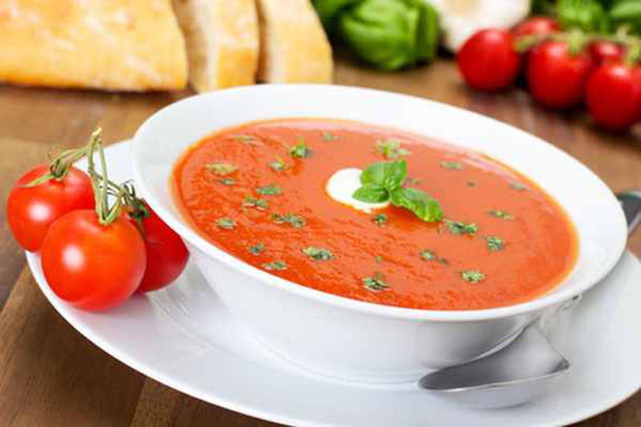 طريقة عمل شوربة طماطم