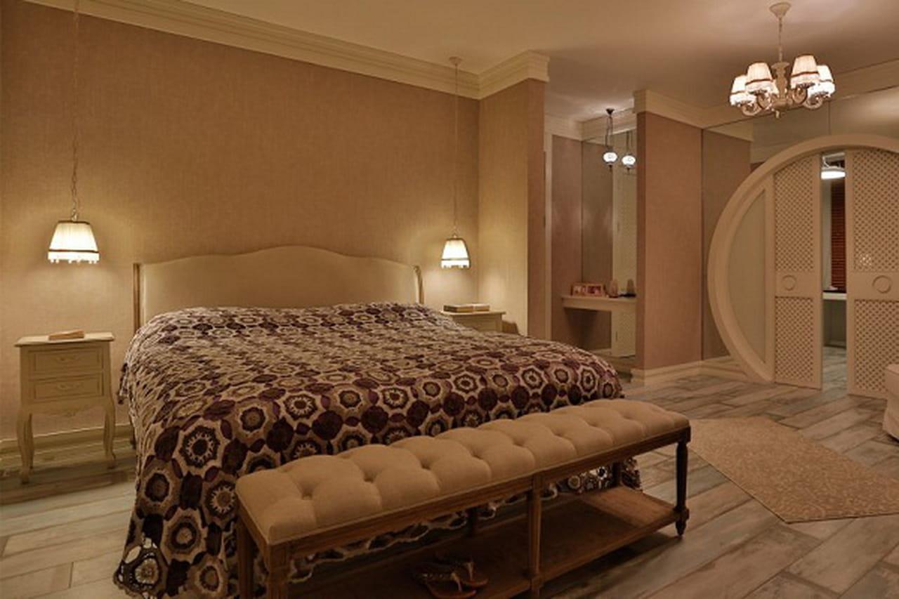 بالصور نصائح لاختيار الوان غرف نوم عصرية