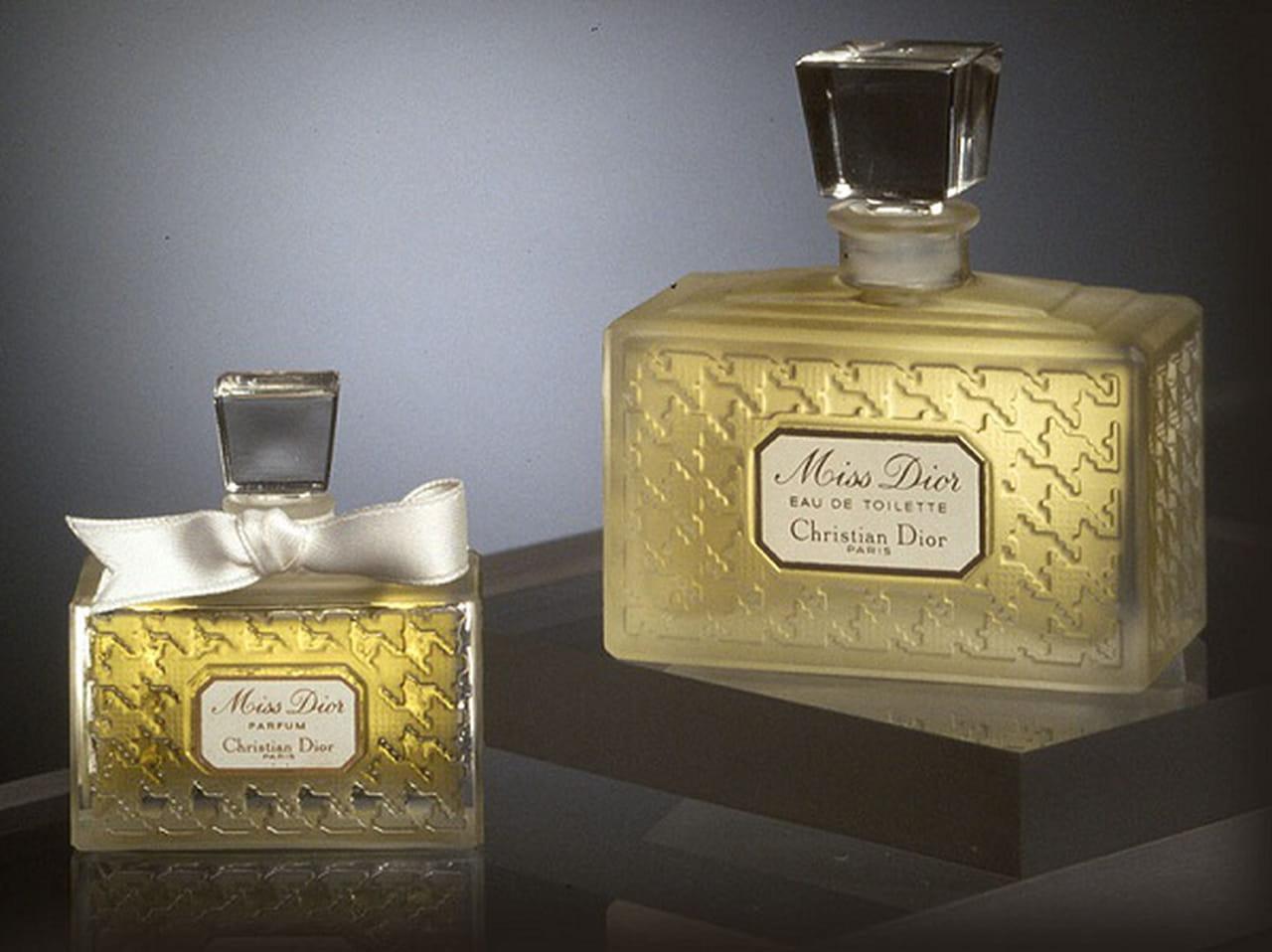 7bac6ce00 عطر Miss Dior شذى الحب في زجاجة