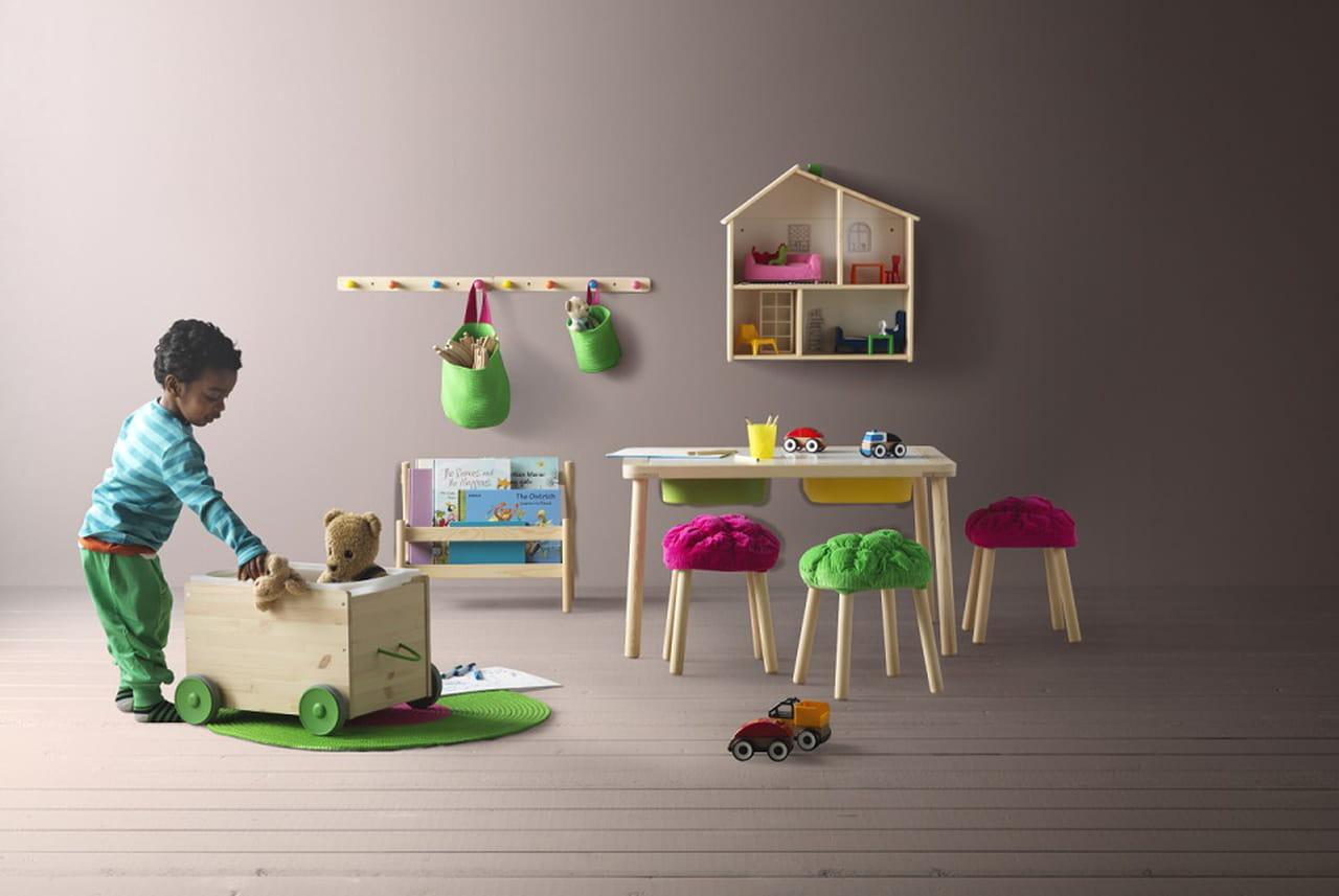 Mobili Per Bambole Ikea : Catalogo ikea 2017: colore versatilità e tecnologia