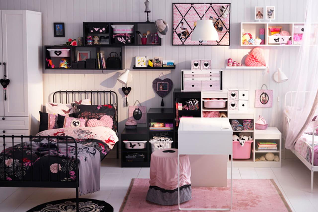 غرف للأطفال من ايكيا Ikea لخلق أجمل ذكريات الطفولة.