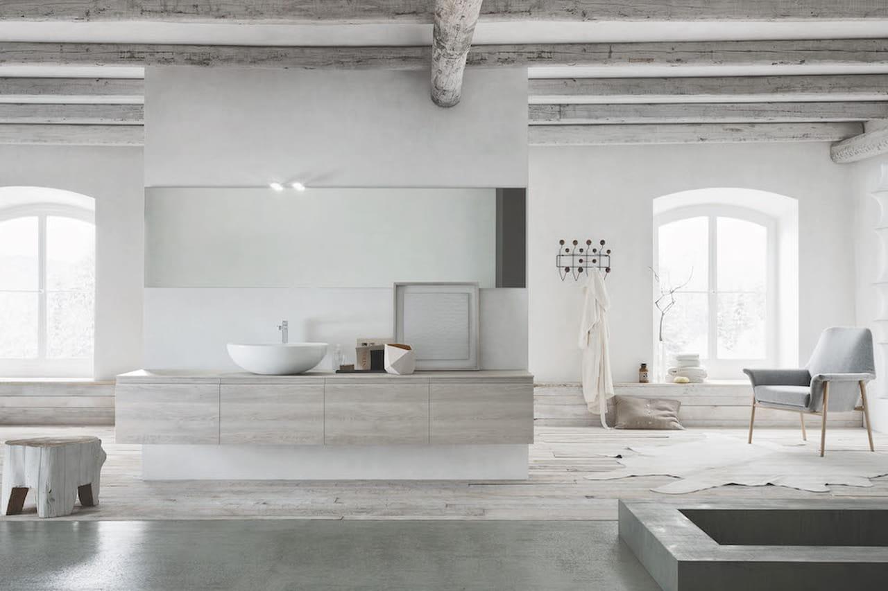 Arredamento casa moderna bagno mobili da bagno moderni collezione urban lavanderia esempi di - Arredamento interno casa moderna ...