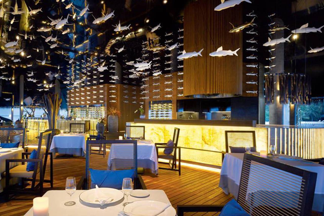 10 ديكورات مطاعم أكثر من مذهلة تعر في إليها