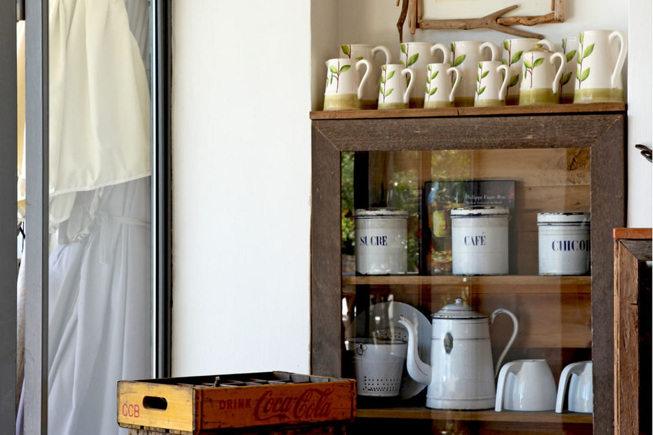 Provenza: Una Dimora Bohémienne In Riva Al Mare #63422C 1280 853 Arredare Cucina Al Mare