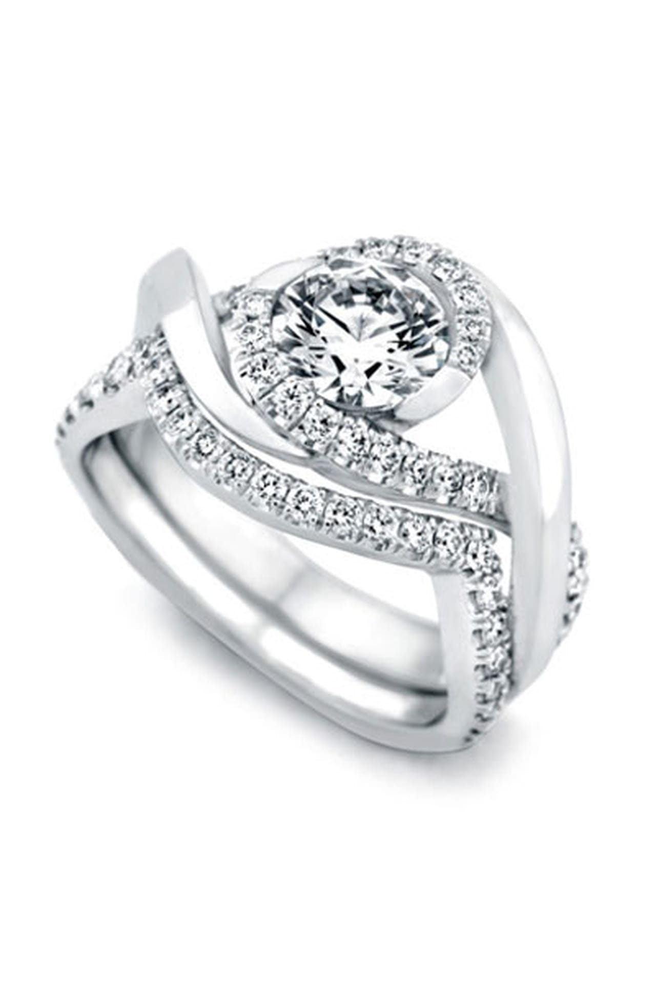 061cd080b خواتم زفاف من أهم الماركات العالمية