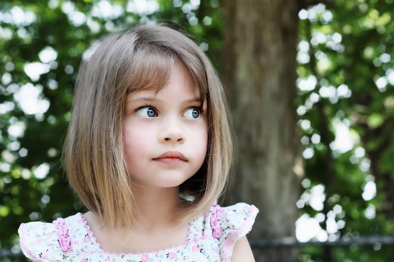 Extrêmement Tagli capelli bambina: consigli alla moda VC32