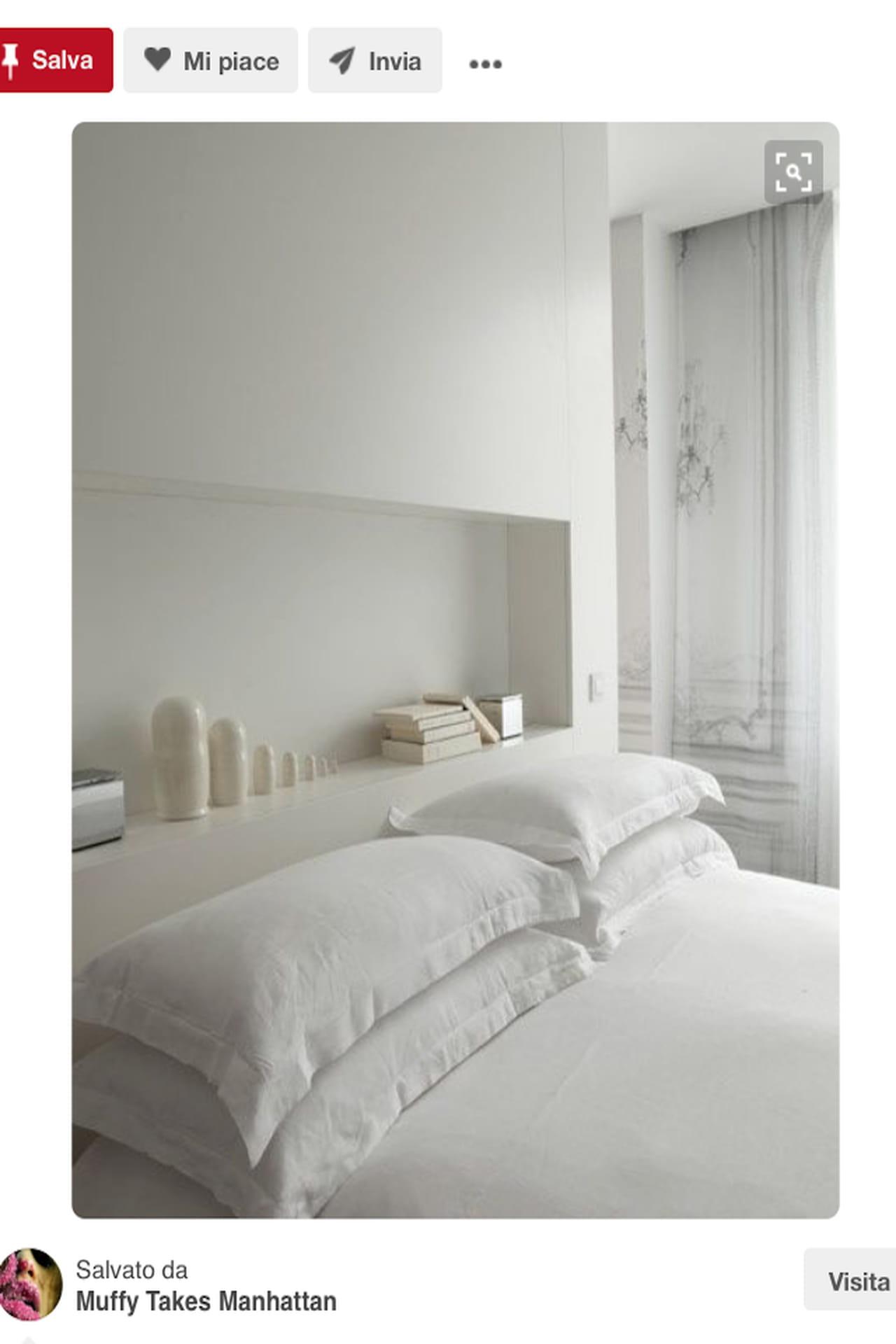 parete attrezzata in cartongesso: in soggiorno, camera e cucina - Parete Attrezzata Camera Da Letto