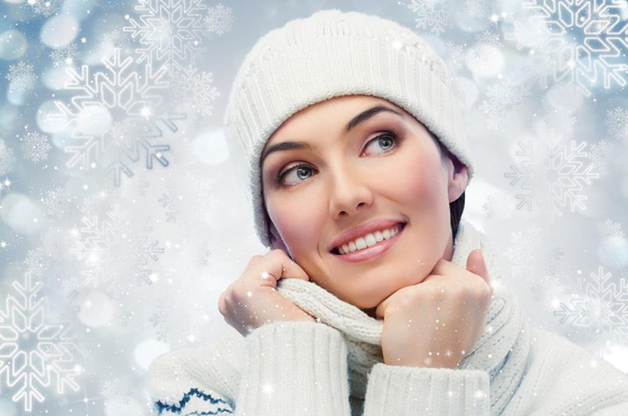 طريقة العناية بالبشرة الشتاء اسرار