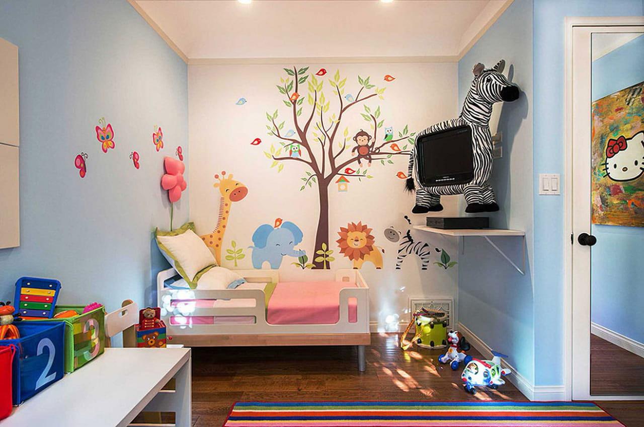 بالصور: نصائح لاختيار أثاث غرف نوم اطفال عصرية