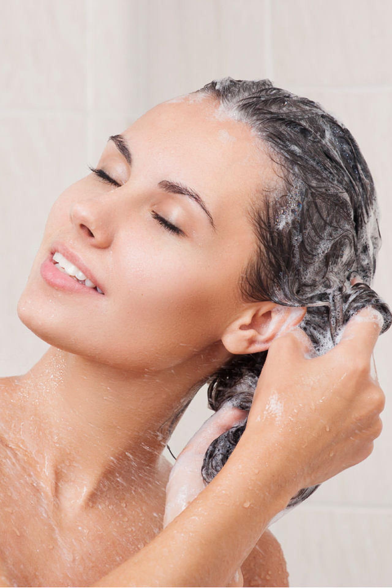 Acconciatura su abbandonando capelli