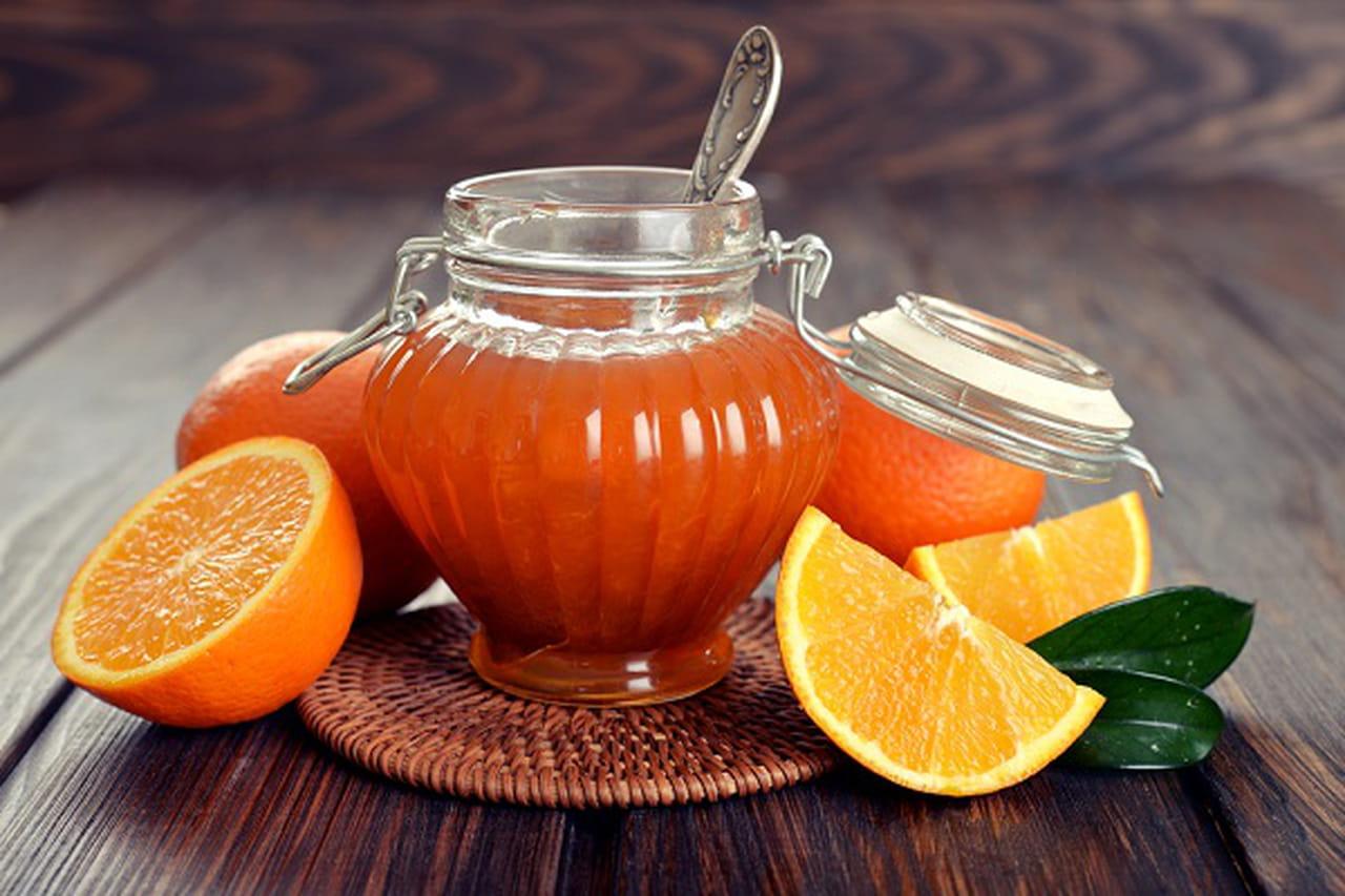 مربى برتقال