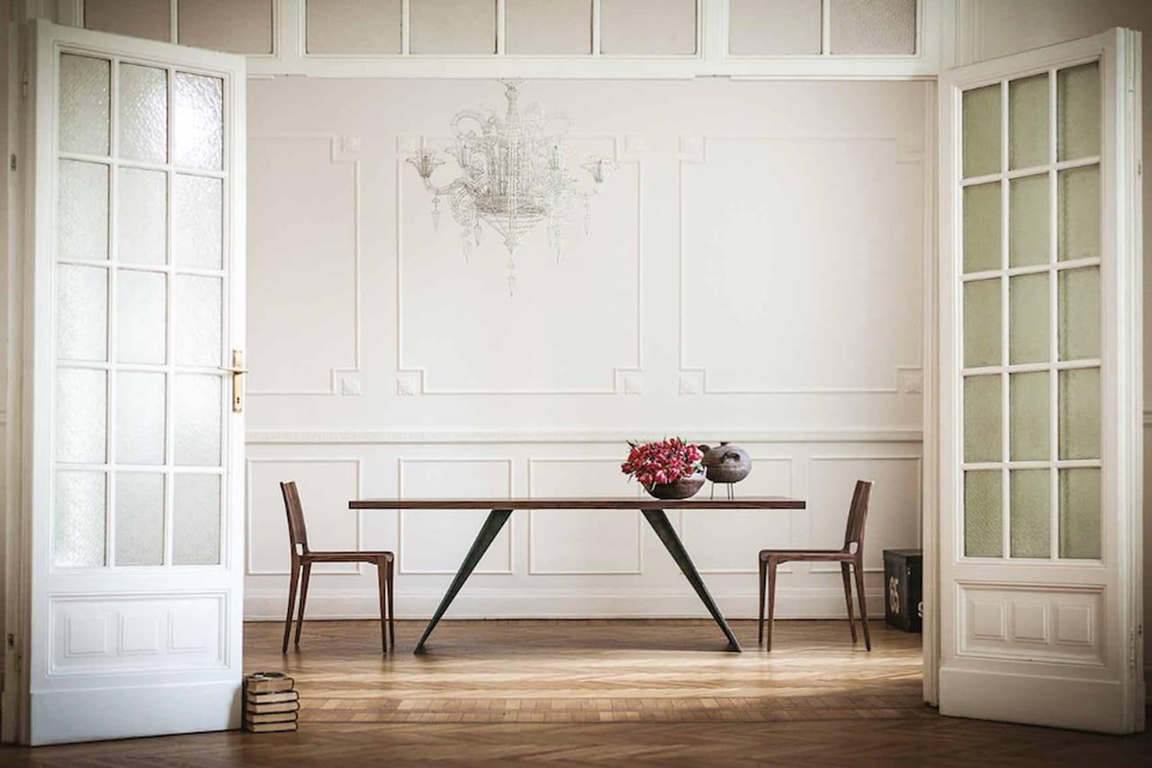 Emejing tavoli da pranzo design ideas for Design per tutti