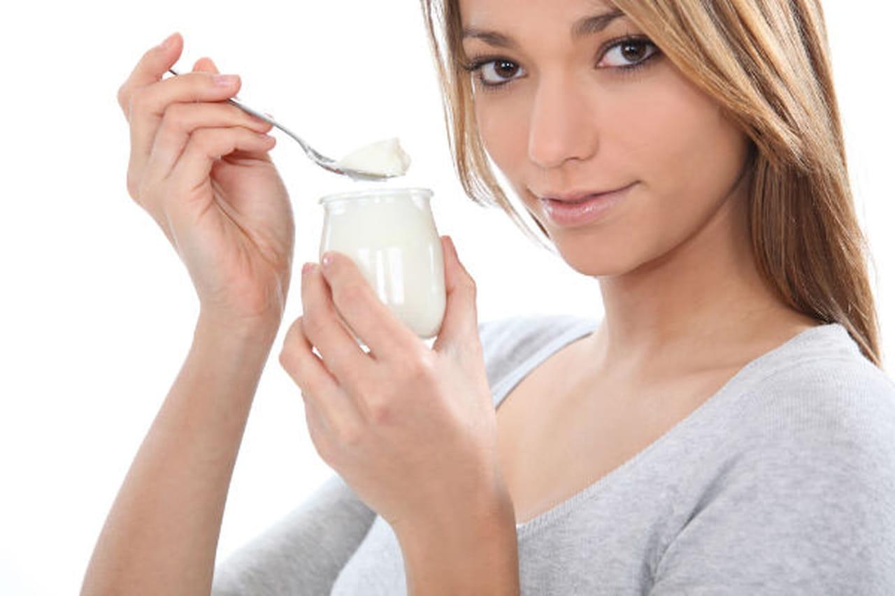 7 فوائد جمالية وصحية للزبادي  808578