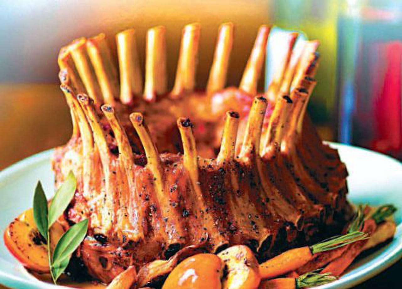 Рецепт блюд из ребрышек свинины