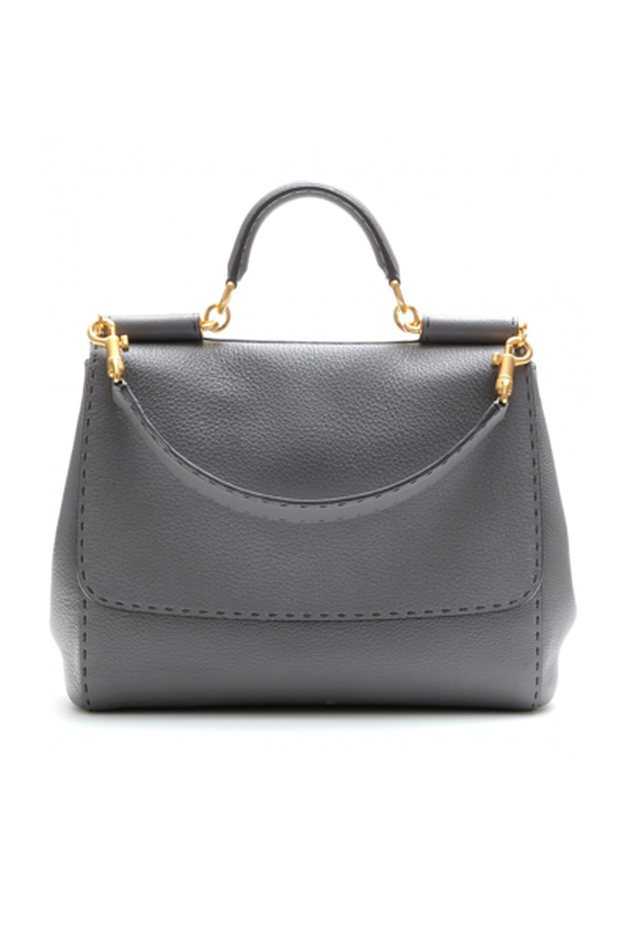 b548e77ff2357 الحقيبة الرمادية لتكملي إطلالاتك الرصينة في الخريف