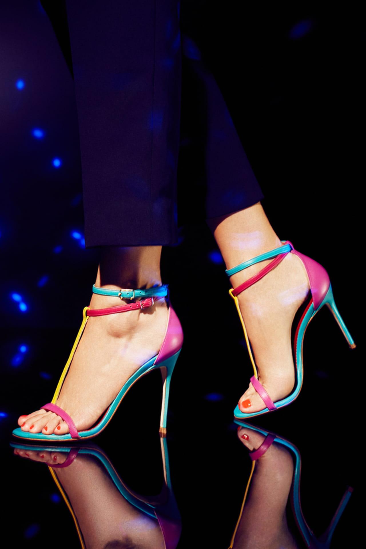 أحذية كارولينا هيريرا الجديدة
