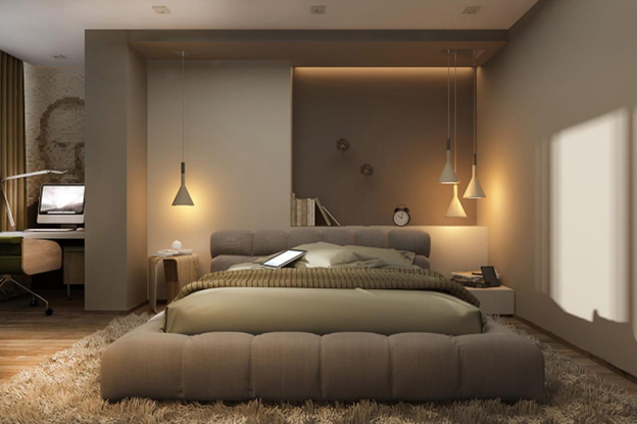 تصاميم غرف نوم عصرية بلمسات المصممين حول العالم