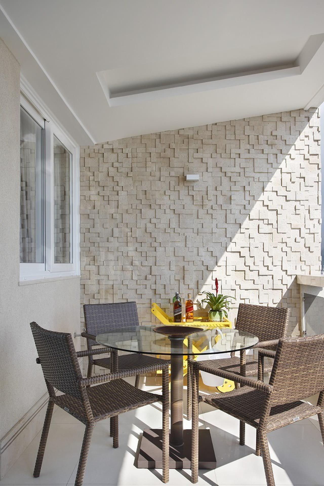 10 dicas para decorar varandas pequenas -> Ideias Para Decorar Quitinetes Pequenas