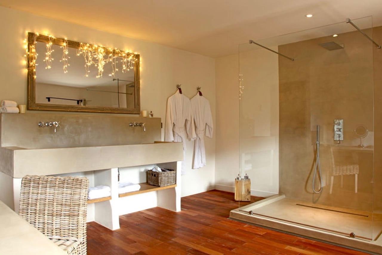Espelho De Banheiro Dicas De Como Escolher E Fotos Para Se Inspirar ~ Decoração De Quarto Casal Pequeno Com Espelho