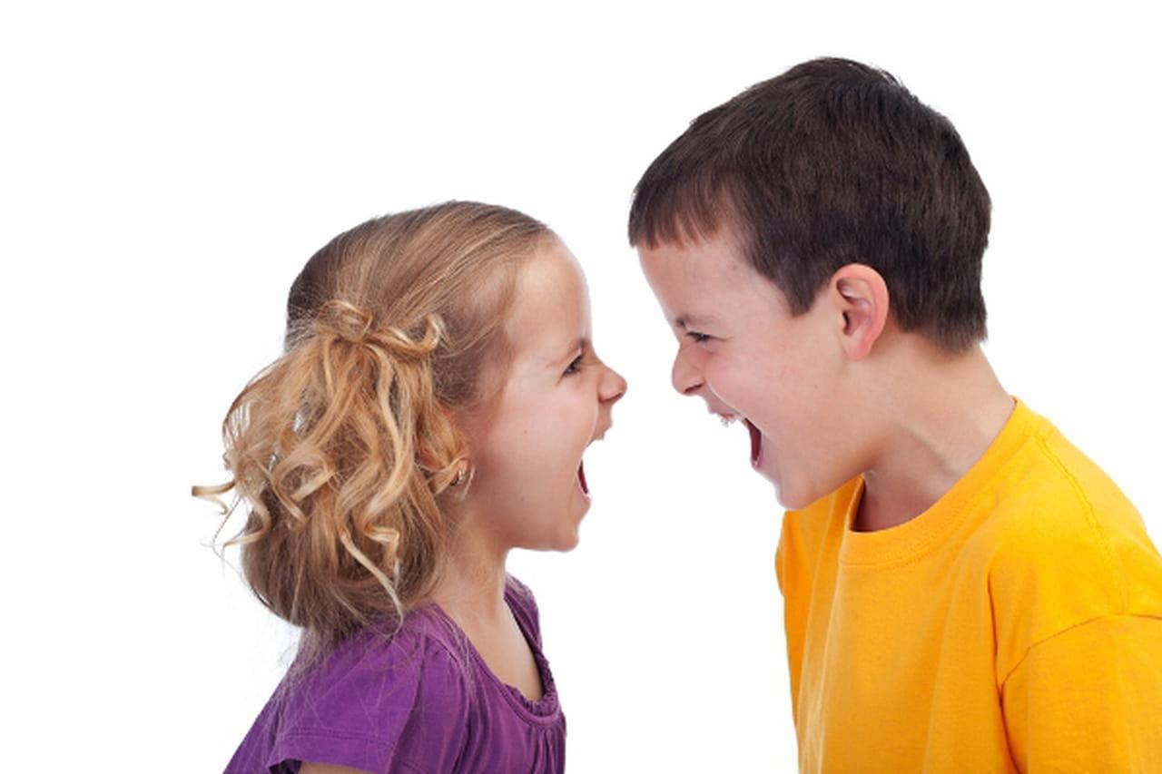 نصائح لإنهاء التنافس والشجار بين أطفالك  831205