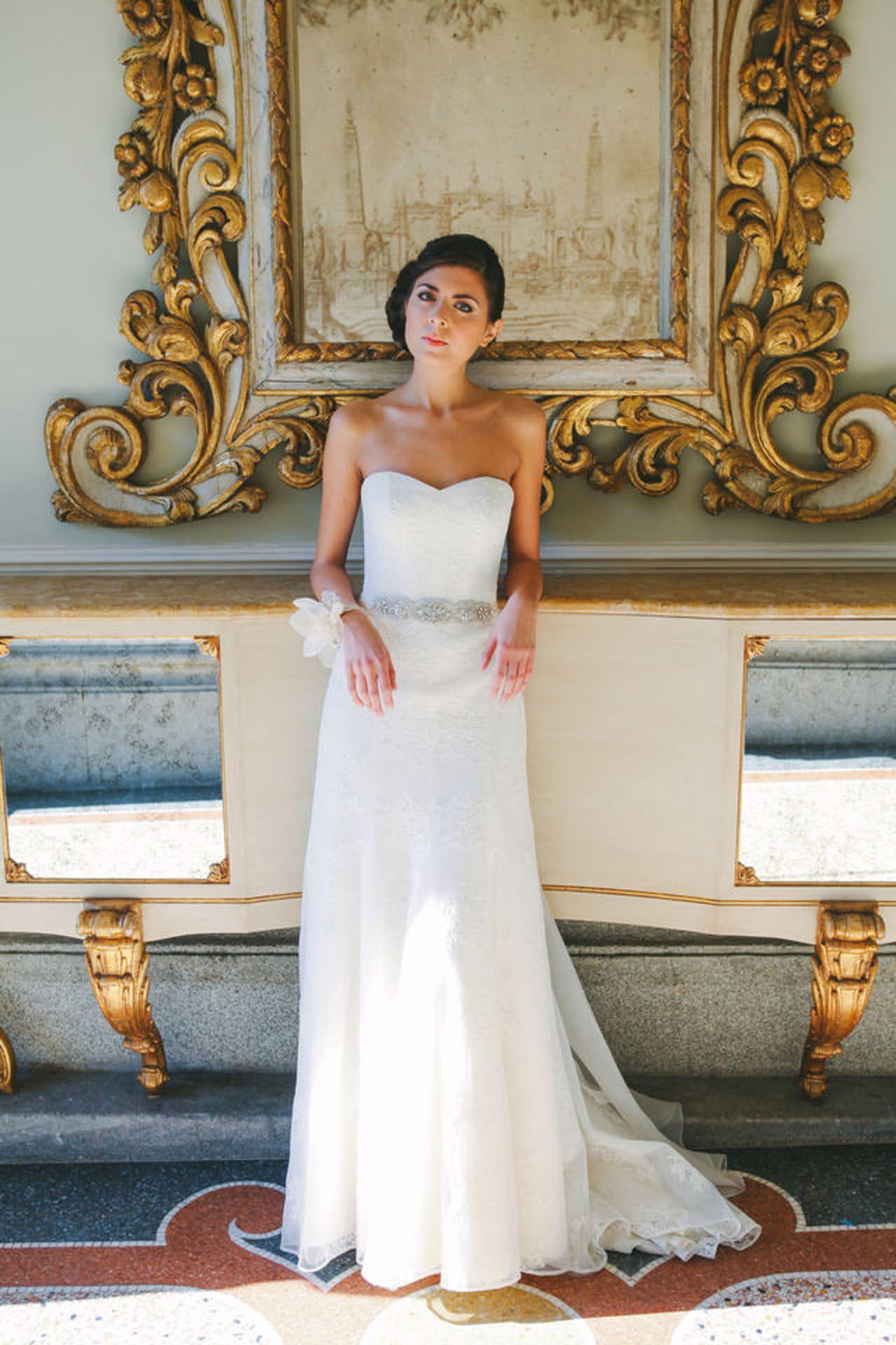 Top Un abito da sposa per ogni morfologia EN33