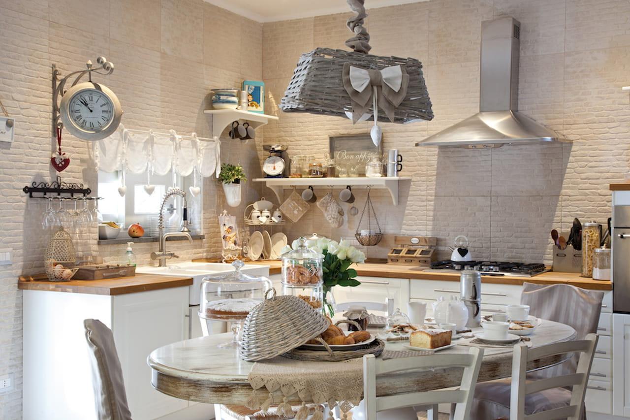 Bagni rustici in muratura - Bagno stile provenzale ...