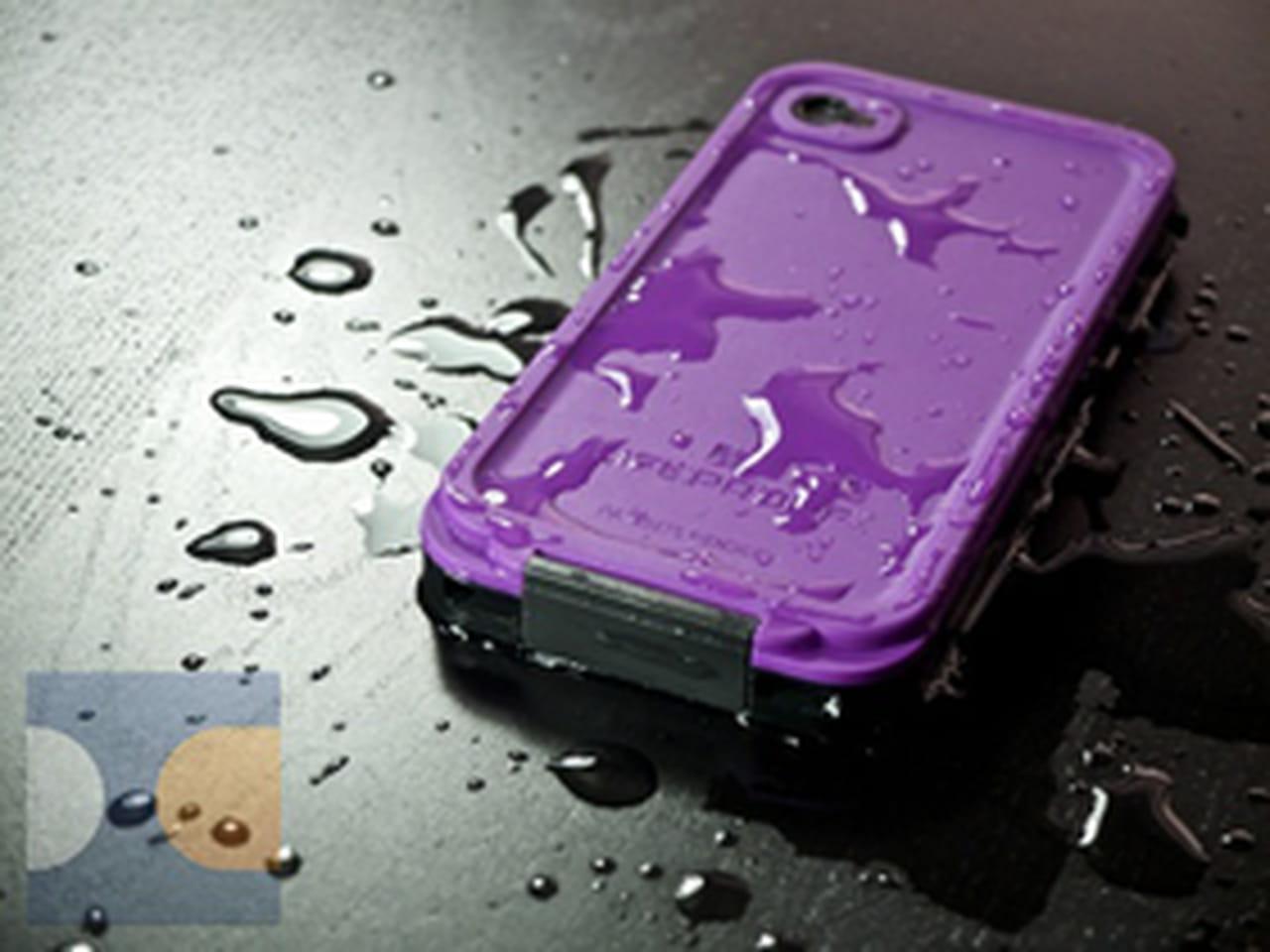 risque humidité et téléphone portable