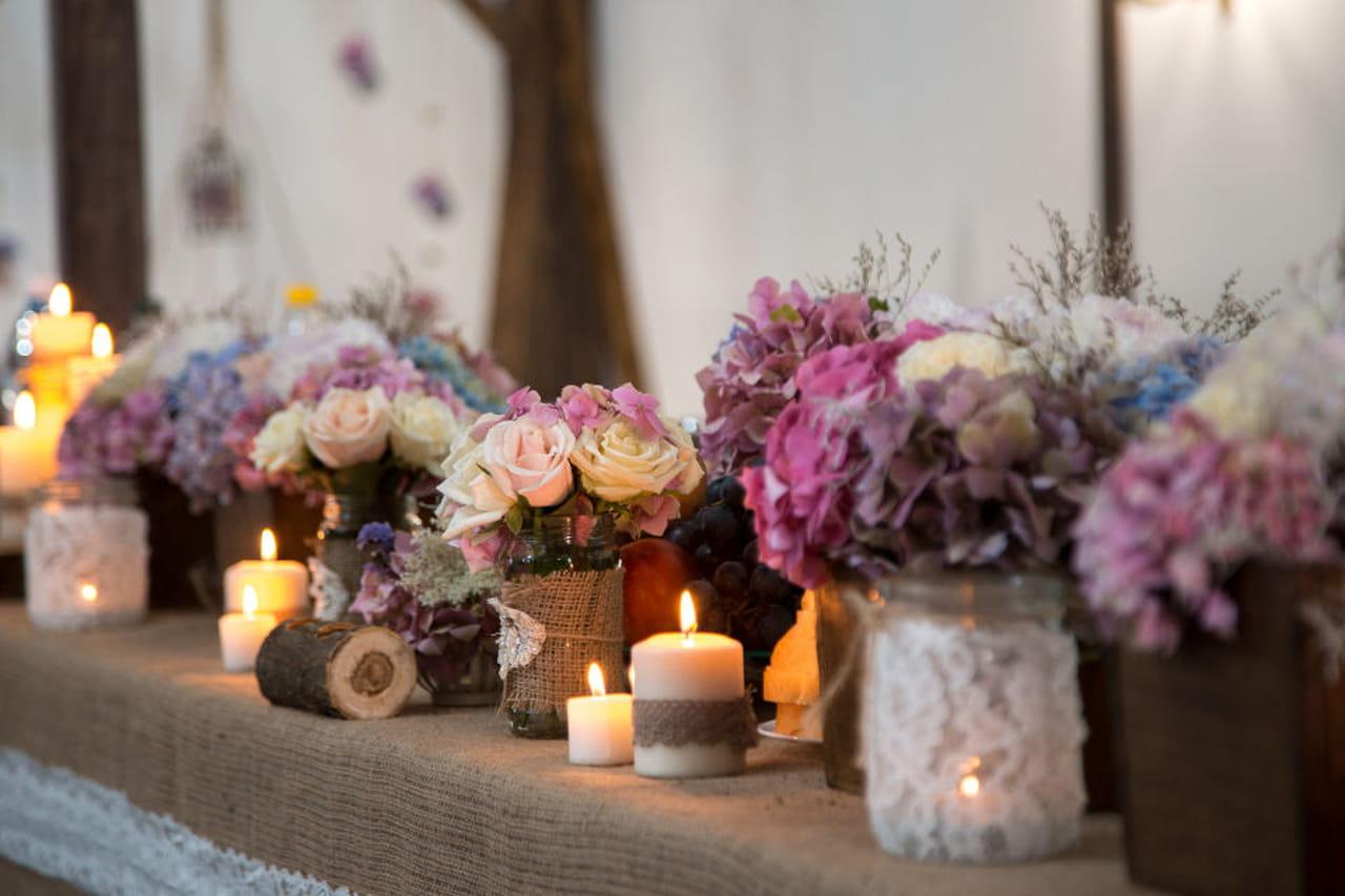 Floral Trends Diy Wedding Ideas Flower Tips: Matrimonio Shabby Chic: Idee Per Nozze A Tema