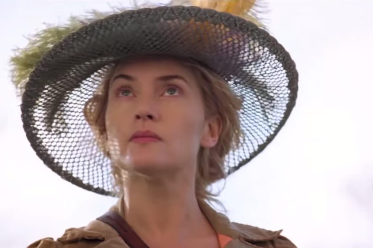 Le regole del Caos' di Kate Winslet dettano moda a Versailles