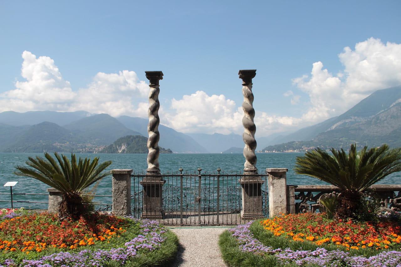 Ville e giardini fiori piante statue e cascate for Piante e giardini