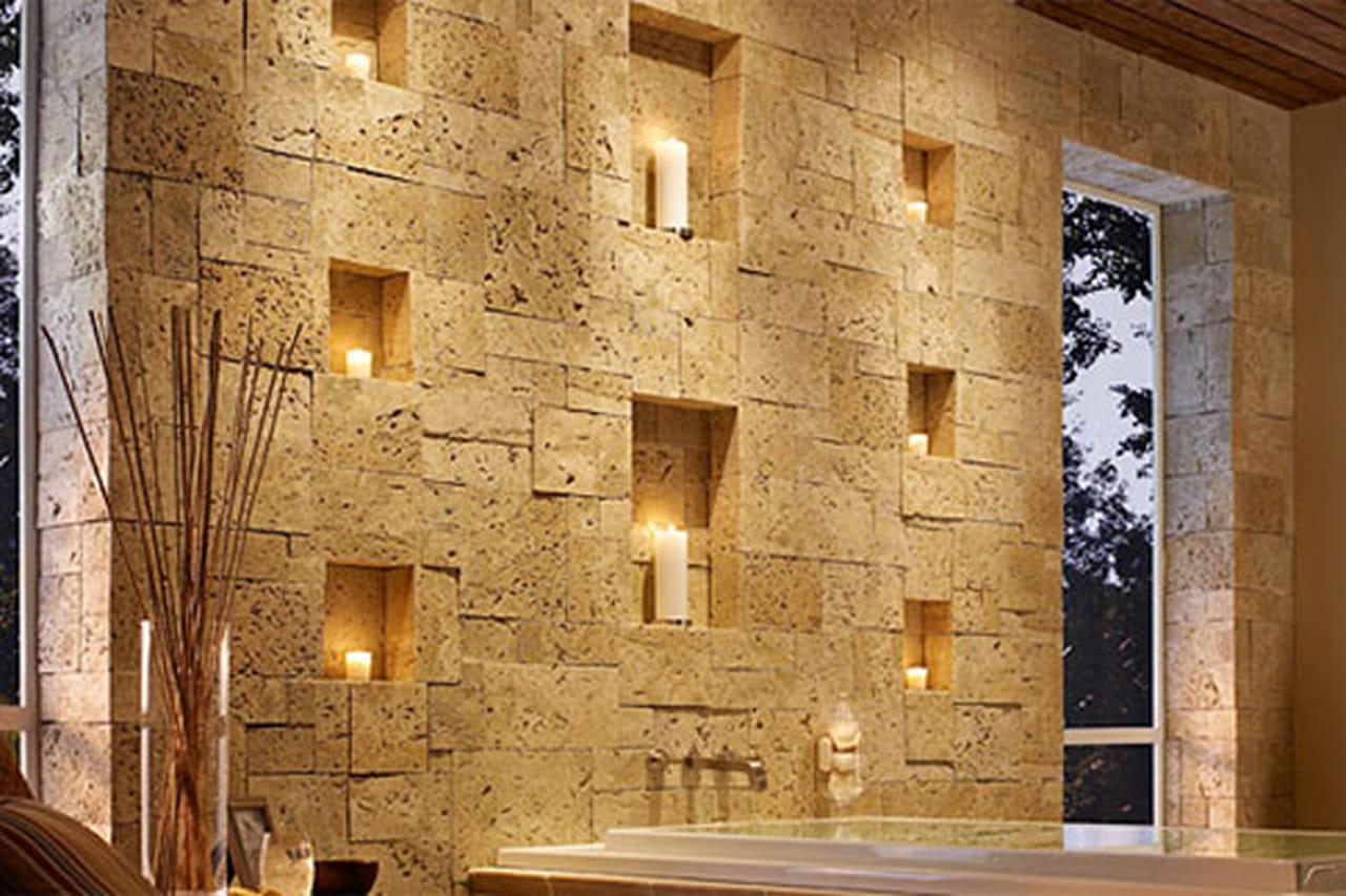 صور ديكور الحجر الداخلي